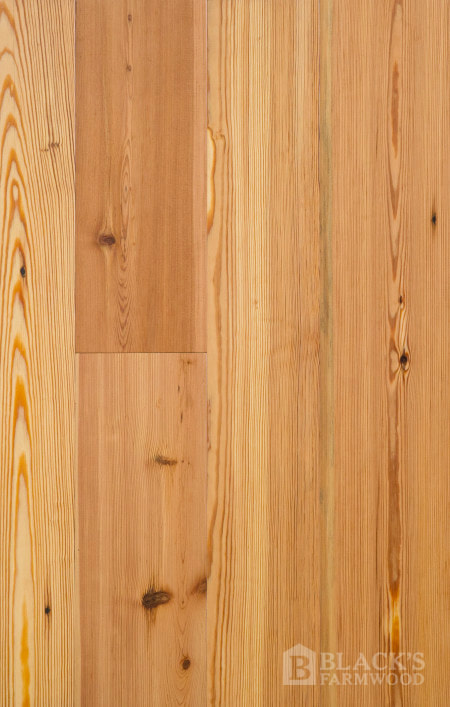 antique heart pine select grade reclaimed wood flooring